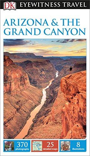 Eyewitness Guide Arizona and Grand Canyon nov 15