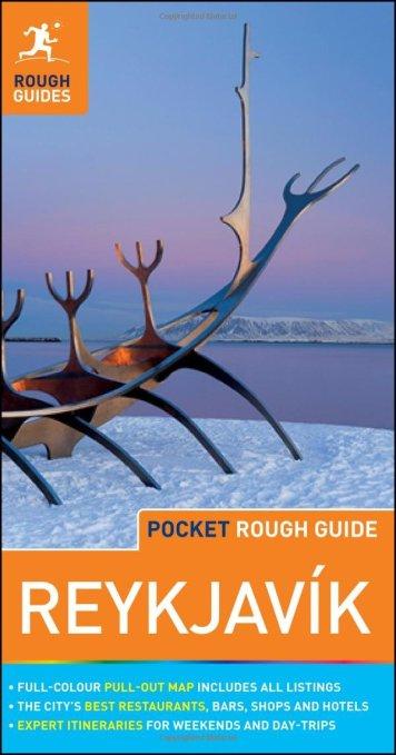 Rough Guide Pocket Reykjavik apr 16